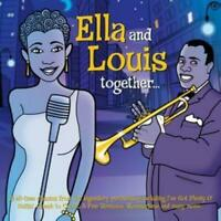 Ella Fitzgerald : Ella and Louis Together CD (2004) Expertly Refurbished Product