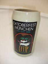Collectible 1988 Munchen Oktoberfest Mug