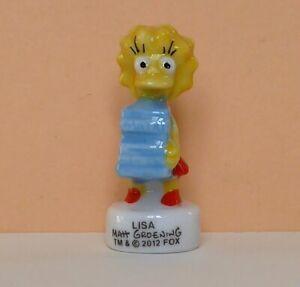 Fève Les Simpsons - Fox 2013 - Lisa