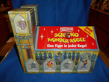 NOTRE DAME CATHEDRAL Disney NESTLE MAGIC PROMO DISPLAY Hunchback IN ORIGINAL BOX