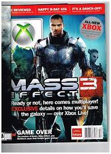 Xbox 360 Official Xbox Magazine Issue 129 December 2011 Mass Effect 3