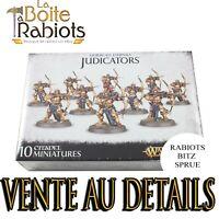 Warhammer Age Of Sigmar-Stormcast Eternals-Judicators-Rabiots-Bitz-Sprue