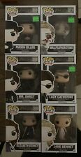 Funko Pop! Pride And Prejuidice And Zombies Complete Set