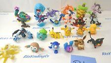 (24) Nintendo Pokemon Figures Toys Assorted Mixed Lot No Duplicates P1
