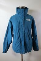 D02741 Women's THE NORTH FACE Hyvent Full-Zip Nylon Hooded Ski Jacket Size S
