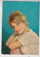MOVIE STAR ANETTE VADIM FRENCH POSTCARD 1960-ies
