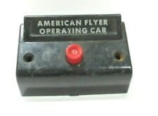 AMERICAN FLYER TRAINS S SCALE ( OPERATING CAR CONTROLLER ) FREE SHIPPING