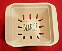 🍒🍓Rae Dunn Basket/Bowl BERRIES by Magenta LL Kitchen Fruit Berries New w/tag