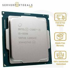 Intel Core i5-9500 CPU 6-Core 3.0 GHz LGA 1151-300 Series 65W Desktop Processor