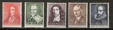 NVPH Netherlands Nederland 490 - 494 MLH ong 1947 Zomerzegels Pays Bas
