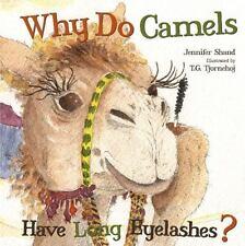 Why Do Camels Have Eyelashes?, Jennifer Shand, New Books