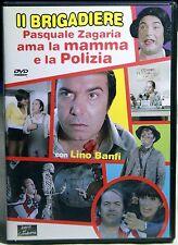 IL BRIGADIERE PASQUALE ZAGARIA AMA LA MAMMA E LA POLIZIA - DVD N.00627