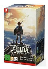 The Legend of Zelda Breath of the Wild SPECIAL EDITION -Nintendo Switch - Sealed