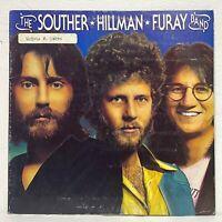The Souther-Hillman-Furay Band: Asylum 1974 LP Vinyl Gatefold (Country Rock)