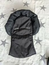 ❤️ Maxicosi Cabriofix Newborn Insert/Head Hugger WITHOUT Wedge cover only black