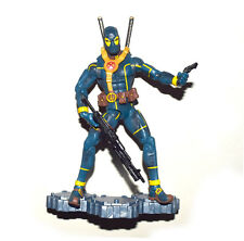 Marvel Legends Comic Super Hero Deadpool Blue Suit Action Figure Loose