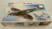 FUJIMI Royal Airforce Supermarine Spitfire Mk VB/VC WW2 Aircraft Airplane Kit