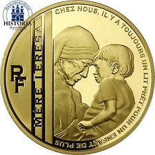 Frankreich 200 Euro 2010 PP Persönlichkeiten: 100 Geburtstag von Mutter Teresa
