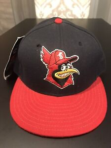 Savannah Cardinals Fitted New Era 5950 Cap Hat 7 1/8 NWT Made In USA