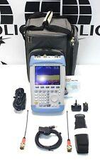 Rohde Amp Schwarz Fsh6 Ramps 626 Handheld Spectrum Analyzer Fsh 6ghz 6ghz