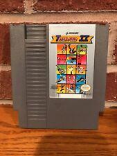 Track & Field II (Nintendo NES, 1989) Cleaned Tested