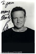 Robin Williams ++Autogramm++ ++Hollywood Superstar++2