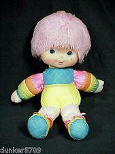 15 Inch Vintage Rainbow Brite Doll Hallmark Cards 1983 Mattel Inc. Taiwan
