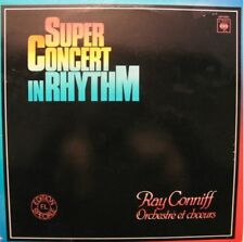 ++RAY CONNIFF super concert in rhytm LP TBE RARE 1958++