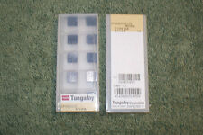TUNGALOY  CARBIDE INSERTS      SPGN 323 F       PACK OF 10   GRADE MPHMA