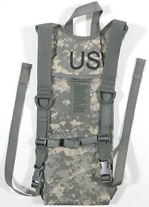 US Military Hydration System Carrier Molle II ACU USGI Digital WITHOUT BLADDER