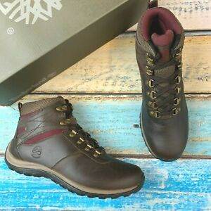 Timberland Women's Norwood Waterproof Dark Brown Hiking Boots