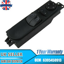 Driver Side Master Window Control Switch For Mercedes Benz Vito W639 2003-2015