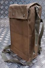 Genuine Vintage 1970`s / 80`s Army Gas Bag / Shoulder / Compact Side Bag