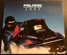 1995 POLARIS SNOWMOBILE BROCHURE INDY STORM 8 PAGES   (248)
