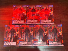 G.I Joe Classified Series Conra Trooper Exclusive Lot (x7) Target Cobra Island