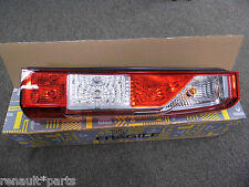 Brand new genuine renault master movano NV400 2.3 feu arrière droit lampe