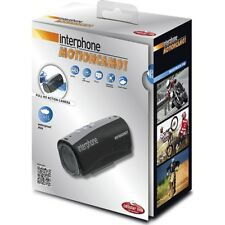 Interphone Motion Cam Video Full HD Impermeabile Camera per motociclette/auto /