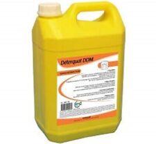 Produits d'entretien  DDM DETERQUAT SUPER DEGRAISSANT DESINFECTANT BIDON 5 litre