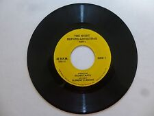 Old Children's 45 RPM Record - Educational Reading Service ERS-10 - Christmas