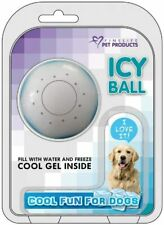 Smart Living 12011045 ICY Ball, White, Dog Chew. Free Shipping!