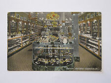 Louisville KY * The Gem Gift Shop Interior ca. 1908 * Dolls Jewelry China