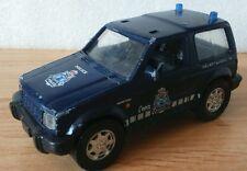 guisval mitsubishi montero policia 1/43 1:43 made in spain maqueta coche 4x4