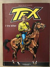 TEX - I TRE KILLER - GLI EROI DEL FUMETTO DI PANORAMA n°2