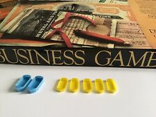 SPARES Vintage 1970's Waddington's Business Game BARGES AND SHIPS MINE A MILLION