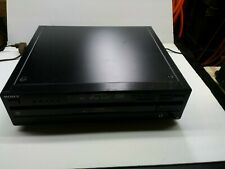 Sony Cdp-Ca7Es Compact Disc Player 5 Ex-Change System