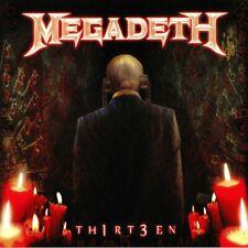 MEGADETH - Th1rt3en (reissue) - Vinyl (gatefold 180 gram vinyl 2xLP)