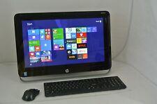 HP 21-h013w 21.5' TouchSmart All-in One Desktop