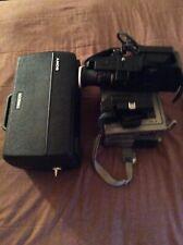 Sony Trinicon HVC-2200 Camera & SL-2000 Betamax Video Recorder & TT-2000 Tuner