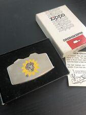 VTG Borden's Elsie The Cow Zippo Golf Greenskeeper - Dairy Advertising W/ Box