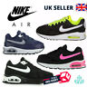New Nike Air Max Ivo Infants Kids Junior Trainers Navy Grey Black White Pink Neo